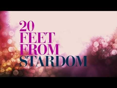 TWENTY FEET FROM STARDOM - Official Trailer Opens July 19th for one week and The Crescent Theater