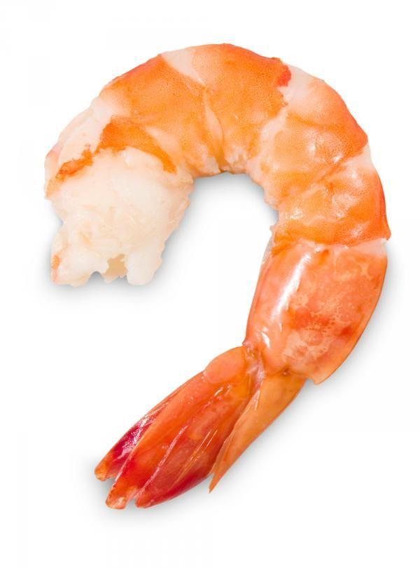 Recette de Ricardo de brochettes de crevettes au citron et à l'ail