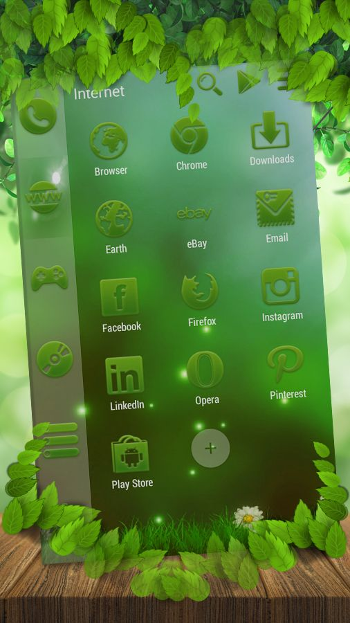 If you love simplicity and attractive #themes then Smart Launcher Nature HD theme is the app you need to install on your #mobile. Nature will invade your gadget and make your #icons look brilliant and so #eco!