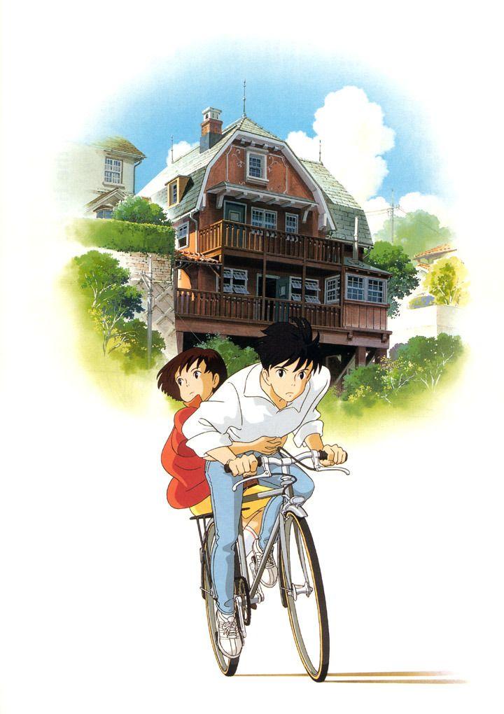 "ghibli-collector: ""耳をすませば Whisper of the Heart (1995) - Dir Yoshifumi Kondo (1995) """
