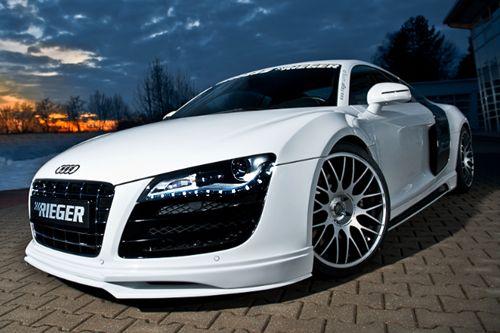 Audi - una belleza.