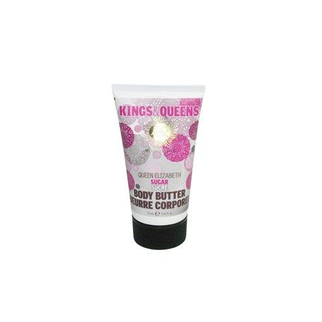 Kings & Queens Sugar Scent Body Butter 75ml