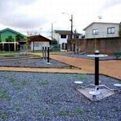 Elementos Saludables de BENITO URBAN en Chile: Gimnasios domésticos de estilo moderno de BENITO URBAN SLU
