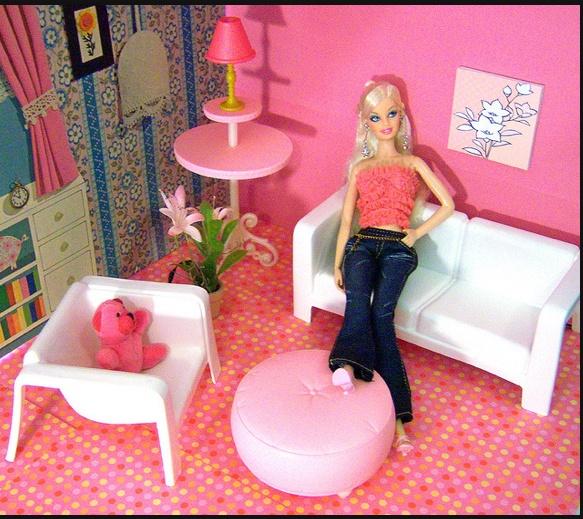 Barbie Room: 1000+ Images About Barbie On Pinterest