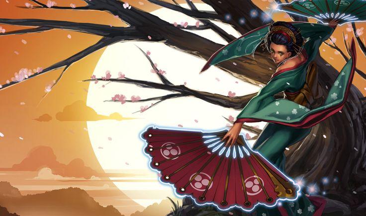 Sakura Karma   League of Legends