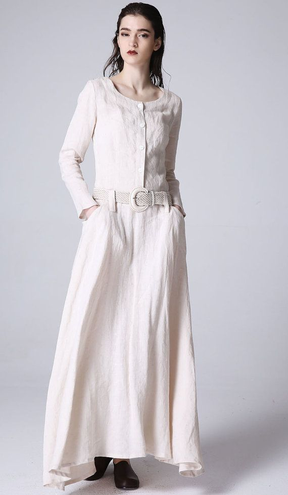 Best 25 Linen Dresses Ideas On Pinterest White Linen