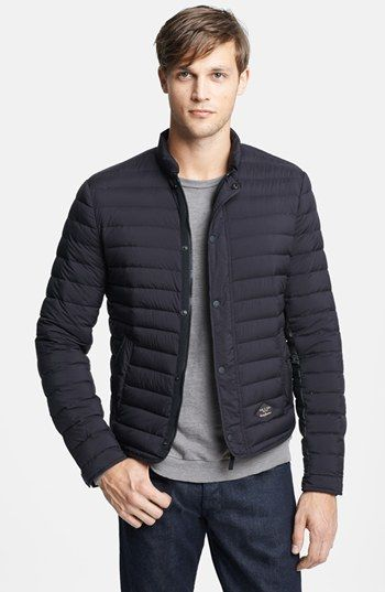 rag & bone 'Chelsea' Quilted Jacket available at #Nordstrom