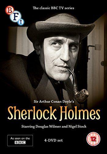From 18.39 Sherlock Holmes (4-dvd Set)