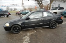 1998 HONDA CIVIC EX    146,123 Miles    Sedans and Coupes | Automatic  4 cylinders | 1.6 engine    $500 DOWN $200/MONTH