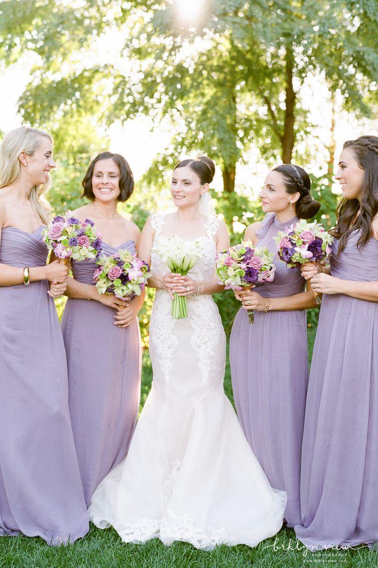 120 best purple wedding colors images on pinterest purple amsale bridesmaids in violet i lighthouse at chelsea piers wedding new york city wedding photographer lavender bridesmaid dressesbridesmaid ombrellifo Choice Image