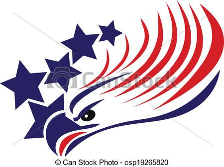 best 25 american flag eagle ideas on pinterest