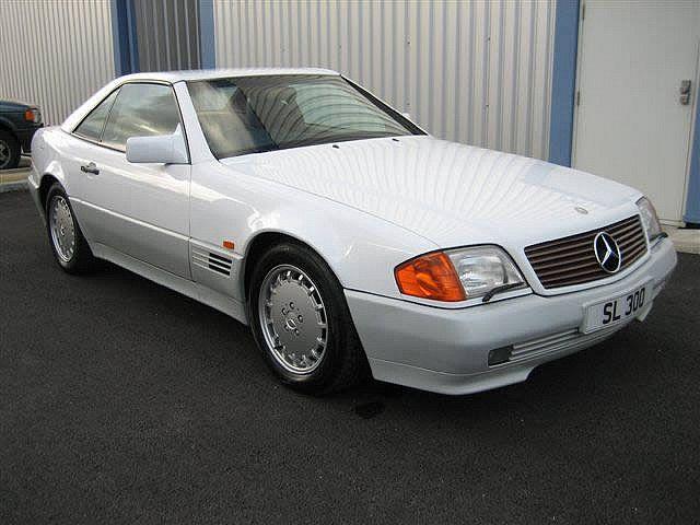 Mercedes R129 SL