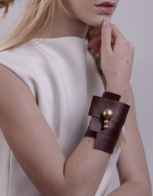 Leather Bracelet FW1516 ELITE SERIES Collection