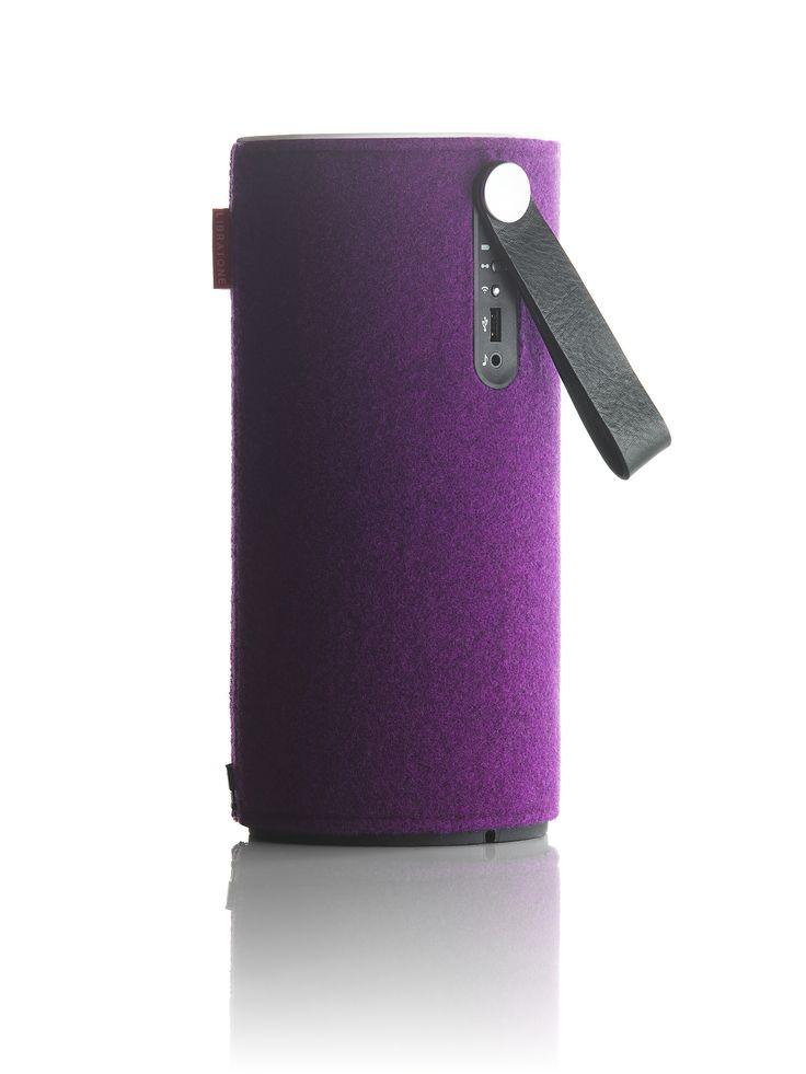 Libratone Zipp Airplay Speaker, £329.95, Amara