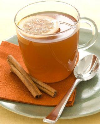 Receitas de chá de canela para emagrecer