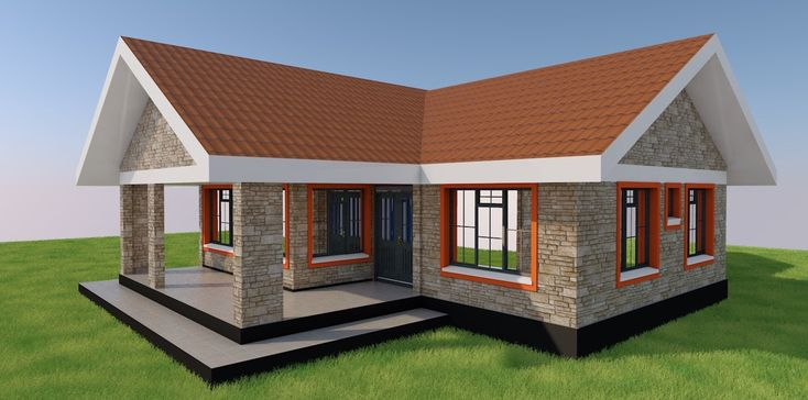 Pin on House Plans in Kenya