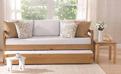 como transformar cama em sofá