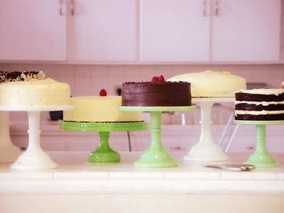 Cake stands!