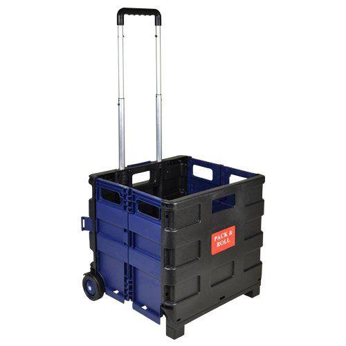 http://ift.tt/1O4tbaR Einkaufstrolley klappbare rollbare Faltbox Trolley Klappwagen Rollbox #c@!