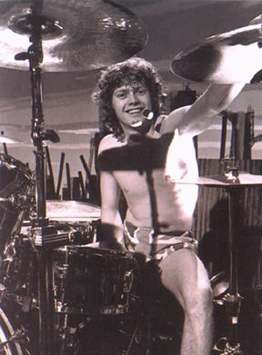 Rick Allen ⭐️Music group: Def Leppard (Since 1978)