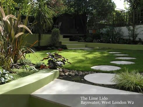 Simple Exterior Design Garden Pin And More On Midcentury Mod Landscaping Living Gardens Contemporary Inside Ideas