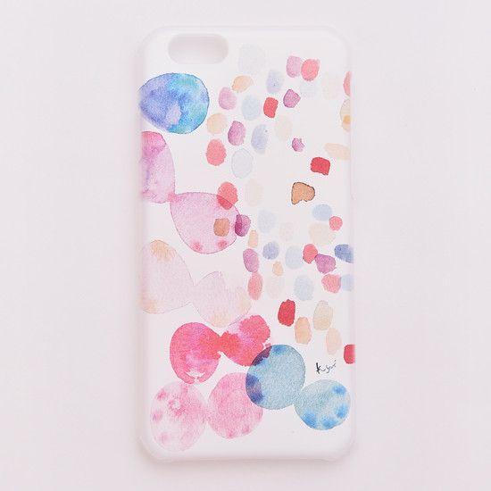 ちょうちょiPhoneケース【iPhone6/6s】|iPhoneケース・カバー|kyi|ハンドメイド通販・販売のCreema
