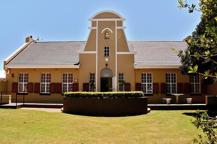 Alumni-klubhuis