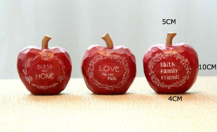 Купить 3 шт./компл. творческий красное яблоко любовь семья ремесла смолы орнамент украшения лучший подароки другие товары категории Ремесла из смолав магазине Mercy-WorldнаAliExpress. подарки для 20 нечто и декоративные луки подарок