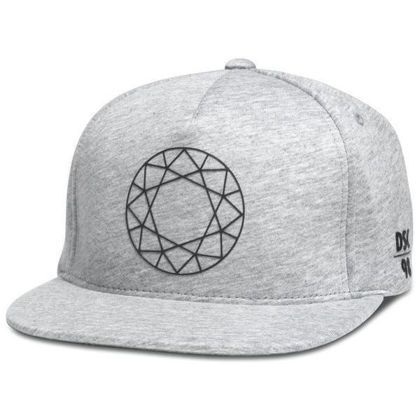Fancaps - Diamond Supply Co Clipback Heather Cap Grey, $62.00 (http://www.fancaps.com.au/diamond-supply-co-clipback-heather-cap-grey/)