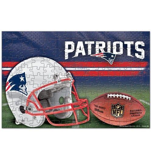 New England Patriots Team Puzzle - 150 Pieces