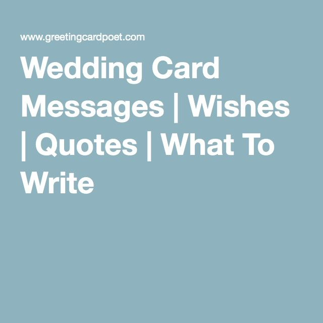 1000 ideas about Wedding Card Messages – What to Write in a Wedding Card Funny Messages