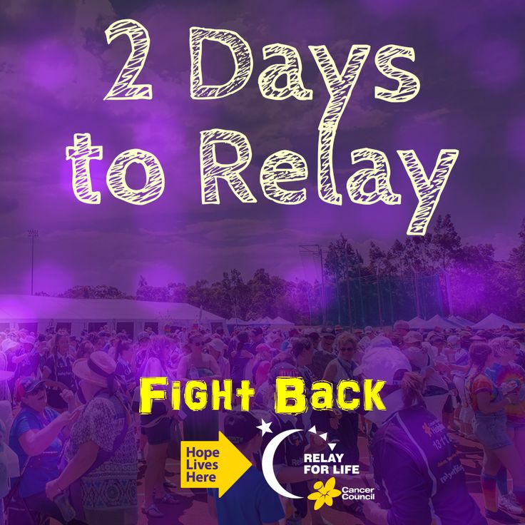 2 Days to Relay