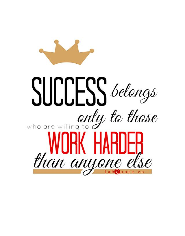 46 best success hard work images on pinterest hard for Hard exterior quotes