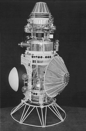 spacecraft venera - photo #11