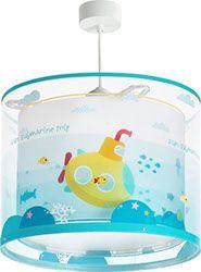 lámparas infantiles techo dalber submarine submarino