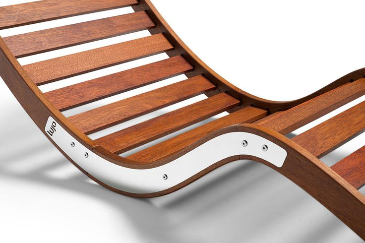 Wooden Sun lounger - Quality Hardwood Sun Loungers | Lujo