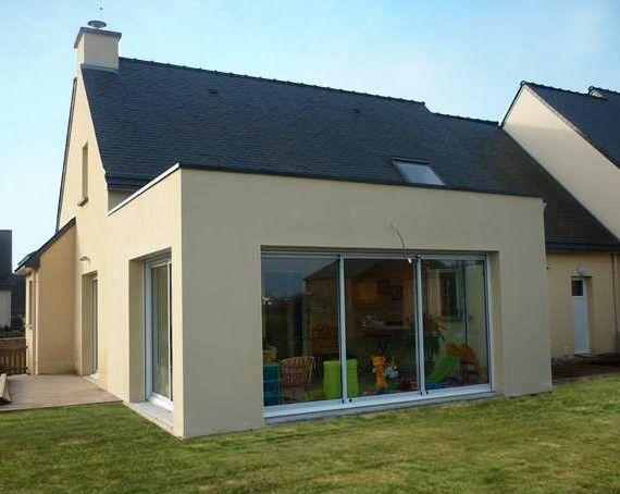 Les 25 meilleures id es de la cat gorie veranda toit plat sur pinterest verri re de toit plat for Agrandir sa maison par le toit