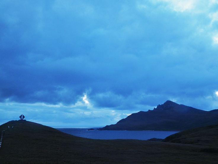 Cabo de Hornos , Isla Hornos , Fin del continente Americano