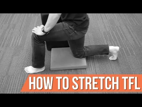 6 Reliefs for Tensor Fasciae Latae Pain That Really Help | New Health Guide