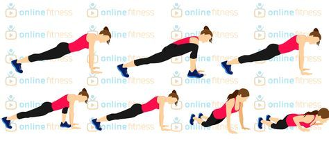 Do formy No. 1 – Zpevnění celého těla třemi kombo cviky | Blog | Online Fitness - živé fitness lekce, cvičení doma pod vedením trenérů