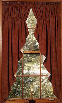 Beautiful Virginia House Curtains