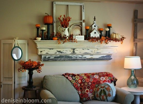 1000 Images About Mantle Displays On Pinterest