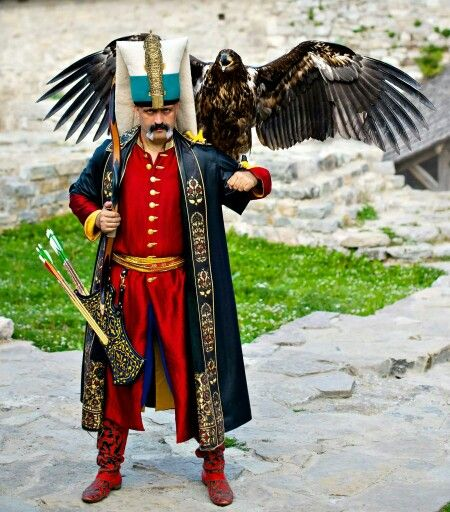 Ottoman Jannisary outfit