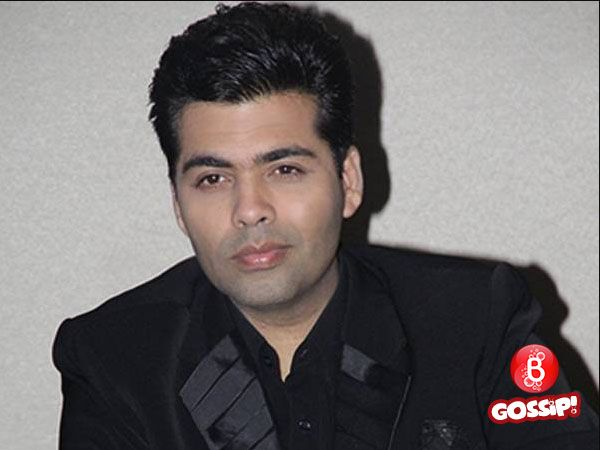 Here's why Karan Johar might not be able to throw a party for his kids anytime soon