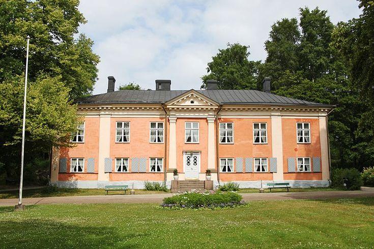 Kulosaaren kartano, Helsinki by Arkkipuudeli