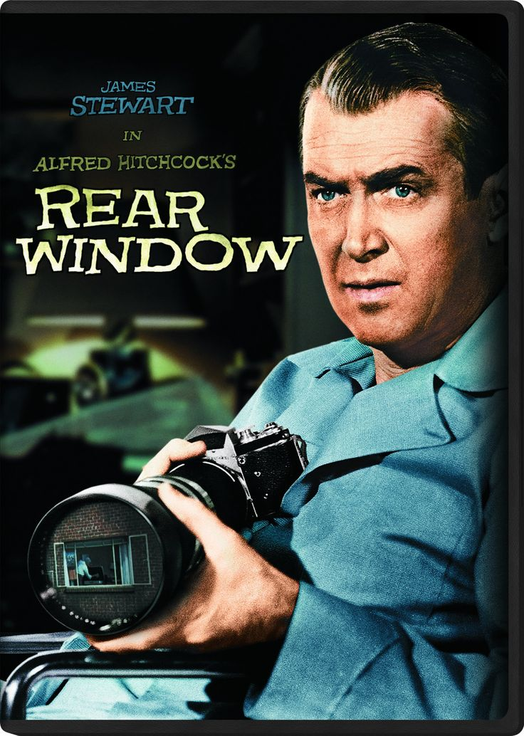 rear window by alfred hitchcock essay Film analysis: rear window by alfred hitchcock the scene in the film rear window was about the community and the protagonist named lb jefferies.
