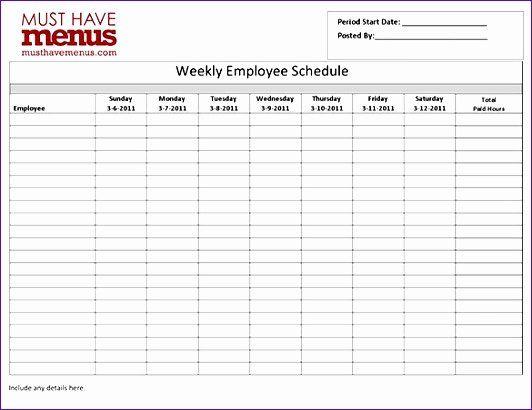 05/07/2019· free employee work schedule templates. Employee Work Schedule Template Pdf Awesome 8 Employee Work Schedule Template Excel Exceltemp Schedule Template Homeschool Schedule Template Schedule Templates