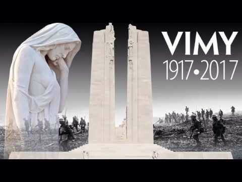 Lest we forget the brave Canadians who sacrificed their lives in the Battle of Vimy Ridge 100 years ago... THANK YOU #Vimy100 04/09/2017