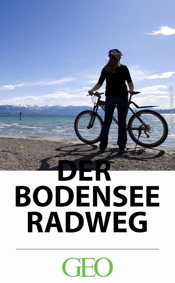 Fahrradtour: Der Bodensee-Radweg