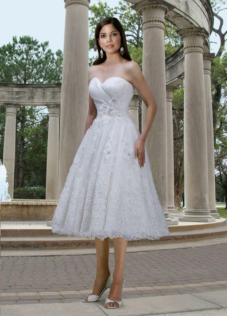 Nice Da Vinci Wedding Gown Style